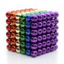 Neocube 5 mm sešās krāsās