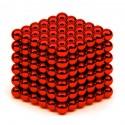 Neocube 5 mm sarkanais