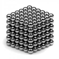 Neocube 5 mm melns niķelis