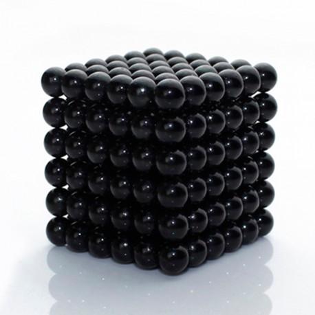 Neocube 5 mm melns