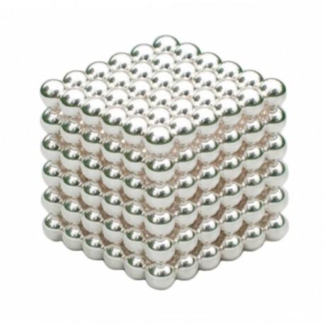 Neocube 5 mm sudraba