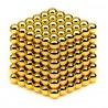 Neocube 5 mm zelts