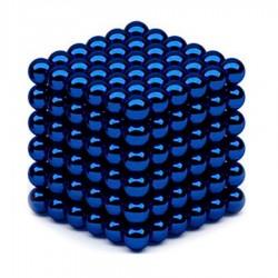 Neocube 5 mm zilais