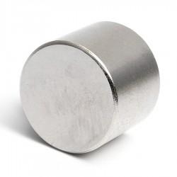 Неодимовый магнит 25x20мм N50