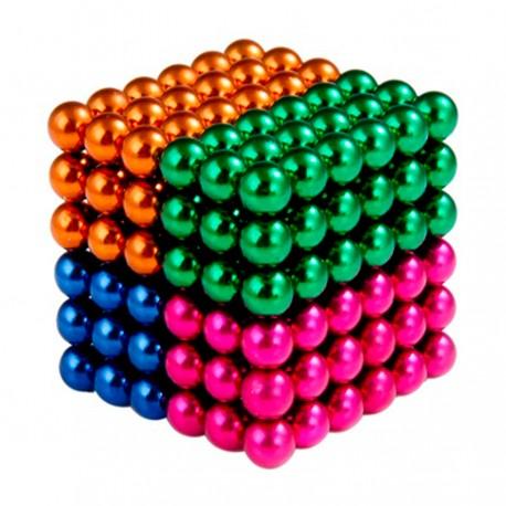 Neocube 5 mm četras krāsās