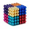 Neocube 5 mm astoņas krāsās