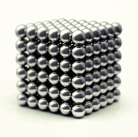 Neocube 6 mm niķelis