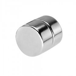 Neodīma magnēts 20x10 mm  N35 - 2 gb.