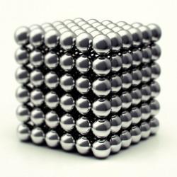 Neocube 7 mm niķelis
