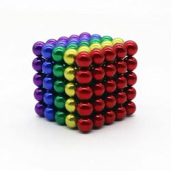 Neocube 5 mm piecas krāsās (125 gab.)