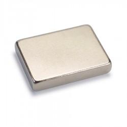 Неодимовый магнит 35x25x5 мм N42