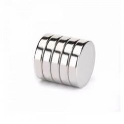 Neodīma magnēts 20x4mm N35 - 5 gb.