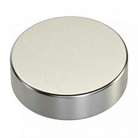 Неодимовый магнит 40x10 мм N52