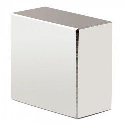 Неодимовый магнит 40x40x20 мм N52