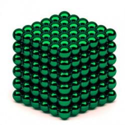 Neocube 5 mm zaļš