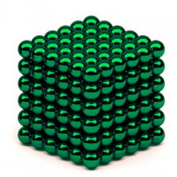 Neocube 5 мм зелёный