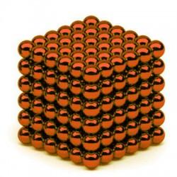 Neocube 5 mm bronza